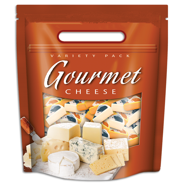 Specialty Pouches for Dairy Snacks