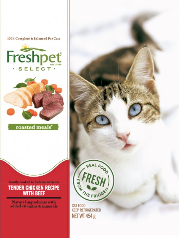 Freshpet Select Roasted Meats Tender Chicken Recipe